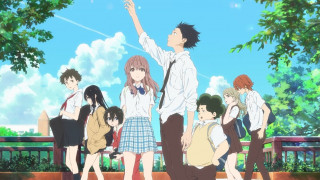 A Silent Voice: The Movie (2016) Full Movie - HD 720p BluRay
