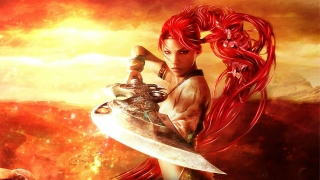 Heavenly Sword (2014) Full Movie - HD 720p