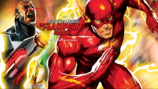 Justice League: The Flashpoint Paradox (2013) Full Movie