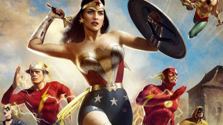 Justice Society: World War II (2021) Full Movie - HD 720p