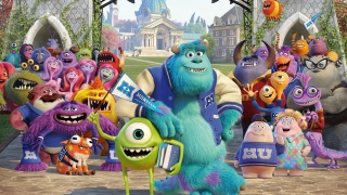 Monsters University (2013) - HD 1080p BluRay Full Movie