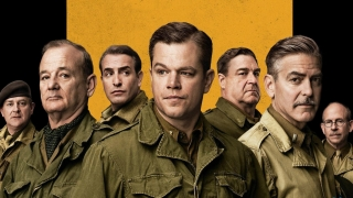 The Monuments Men (2014) Full Movie - HD 1080p BluRay